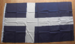 Shetland Islands Large Flag - 5' x 3'.